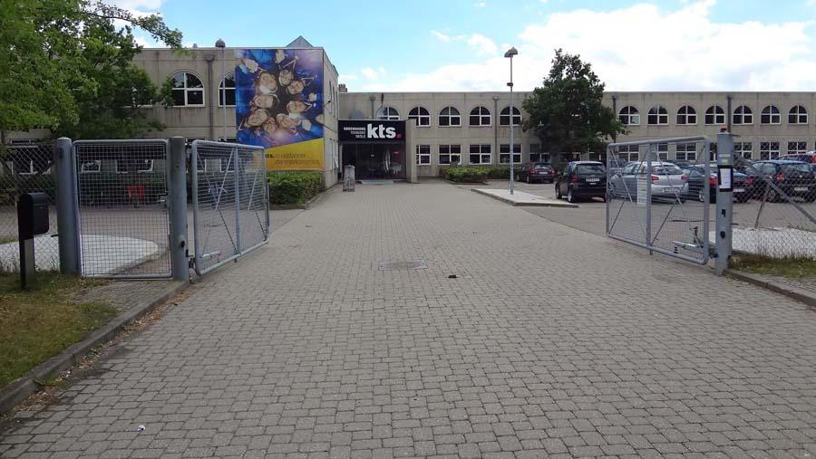Escuela de formación profesional KTS en Copenhague - Dinamarca