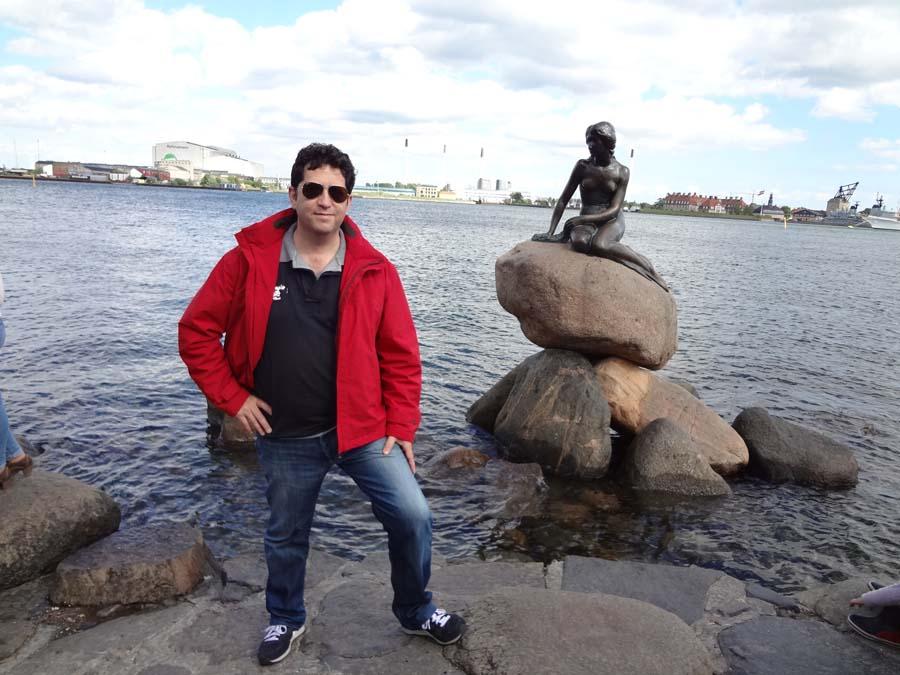 La sirenita de Copenhague - Dinamarca