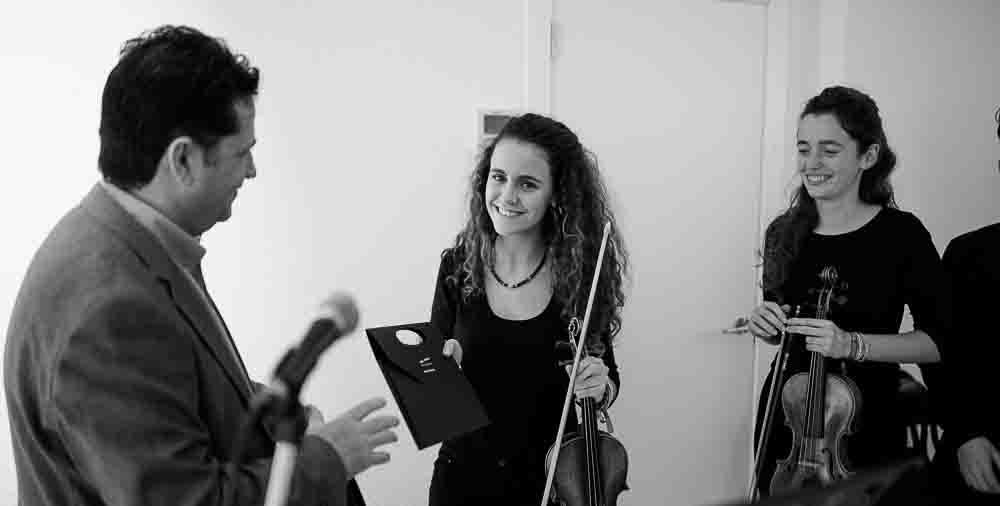 Trio de cuerda de la Orquesta SIOAM de Benimàmet