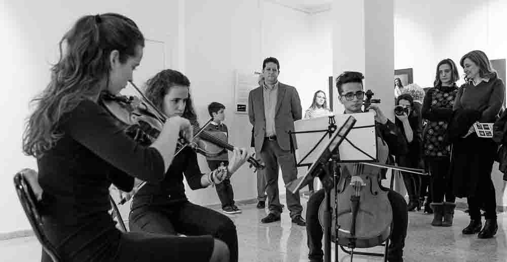 Trío de cuerda de la Orquesta SIOAM de Benimàmet