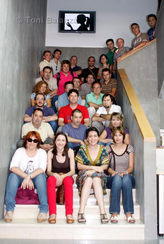 Curso de After Effects en La Marxadella con AFPV