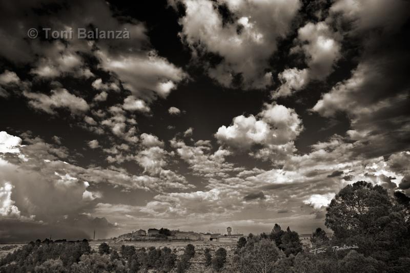 Los nubarrones de La Gila