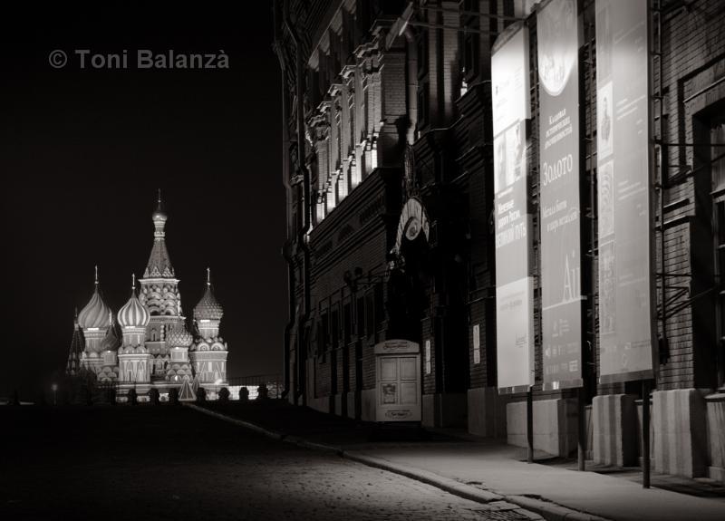 San Basilio desde la Plaza Roja
