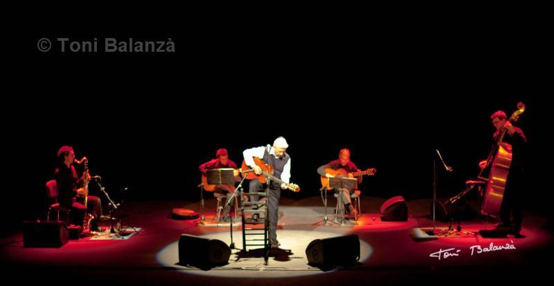 Concert Raimon a Madrid 18-02-2011