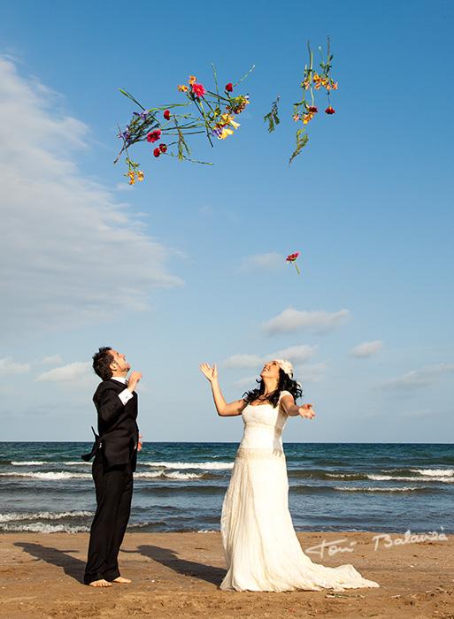 reportaje de boda diferente en Valencia