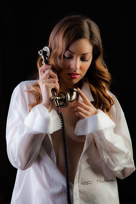 La modelo Yunita para nuevo proyecto sexy