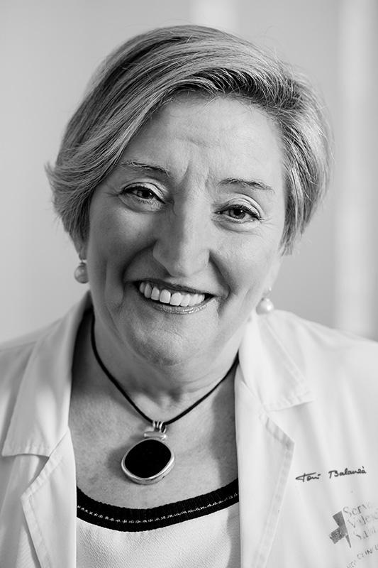 Doctora Ana Lluch Oncóloga Valenciana