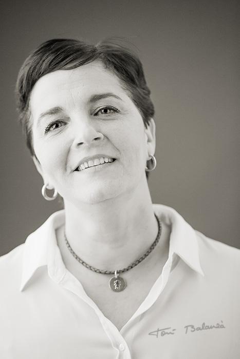 Marta Galvez profesora de patchwork