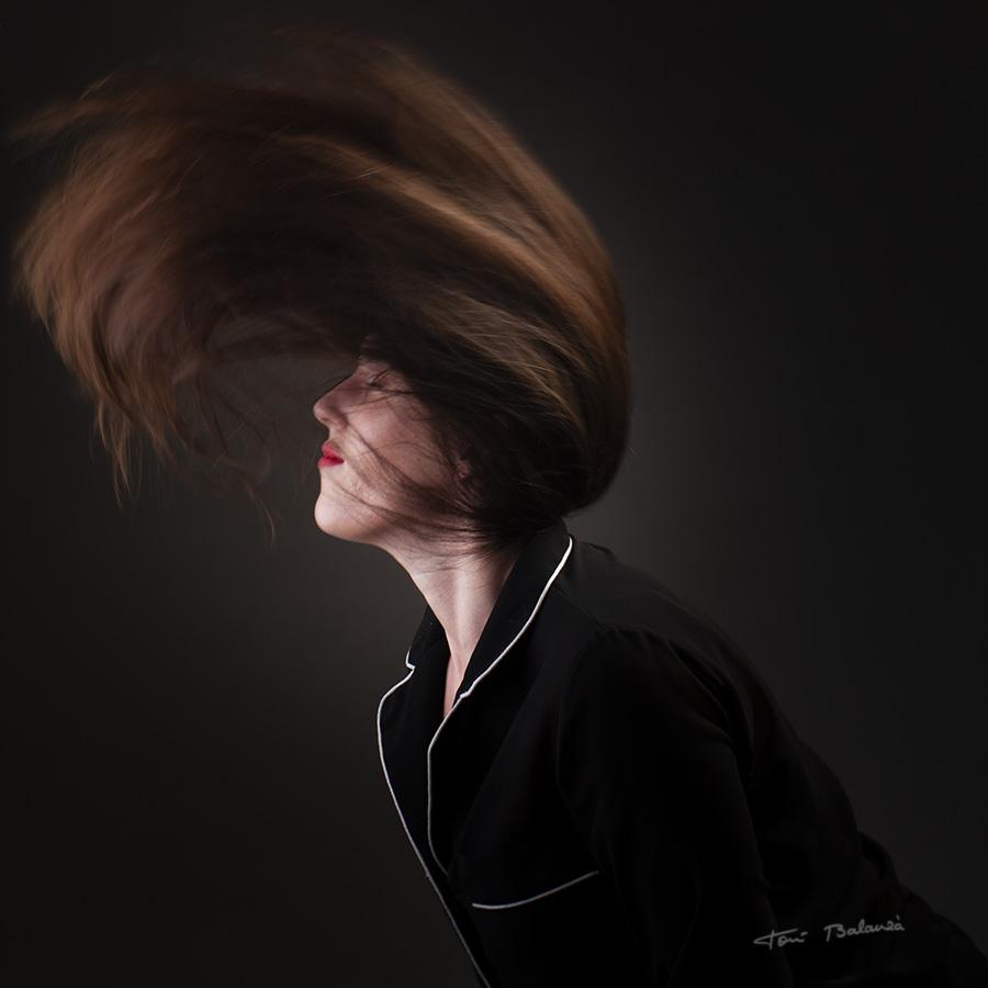retrato de estudio fotográfico por Toni Balanzà
