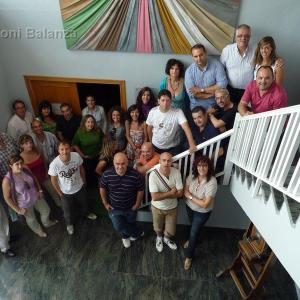 Curso InDesign en Alzira con AFPV - II - Celebrado el 06-07-2009