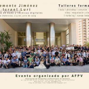 Taller de Clemente Jiménez en Cullera con AFPV - Celebrado el 9 de junio de 2009