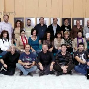Curso de Photoshop con Pedro Belizon en la sede de AFPV - Celebrado el 18-11-2009