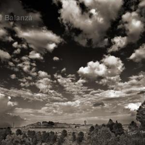 Los nubarrones de La Gila - Es delito no realizar esta foto, si tienes la cámara entre tus manos y además, la naturaleza te ofrece esta oportunidad.