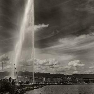 El chorro de Ginebra -