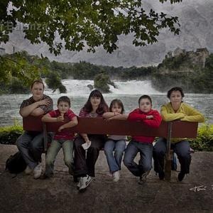 Las Cataratas del Rin -