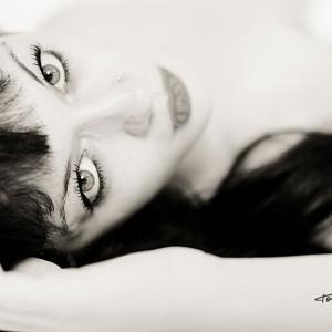 Laura Marlenne - Retrato de la modelo Laura Marlenne