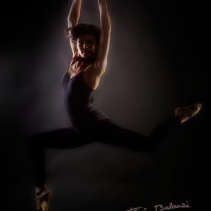 La bailarina Marina Benmahammed -