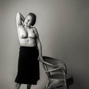 María Luisa mujer mastectomizada por el cáncer de mama -