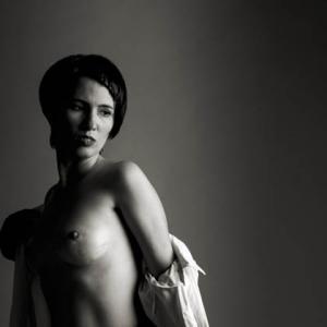 Nany mujer mastectomizada por el cáncer de mama -