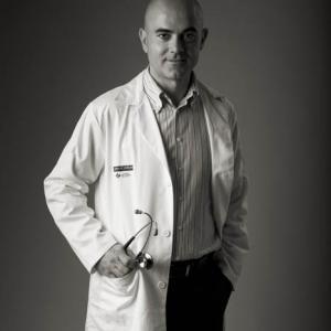 Dr D Óscar Juan oncólogo del Hospilal La Fe de Valencia -