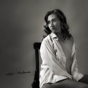 Isabel mujer mastectomizada por el cáncer de mama -