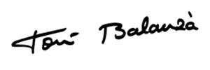logo Toni Balanzà
